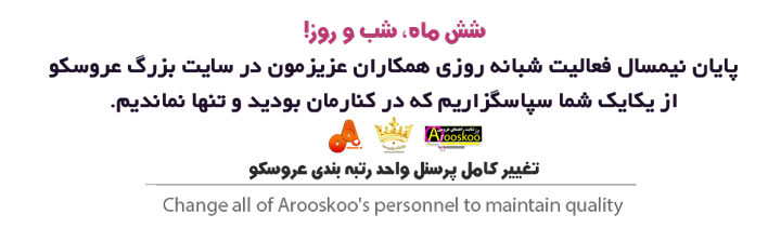 Change all of Arooskoo's personnel to maintain quality