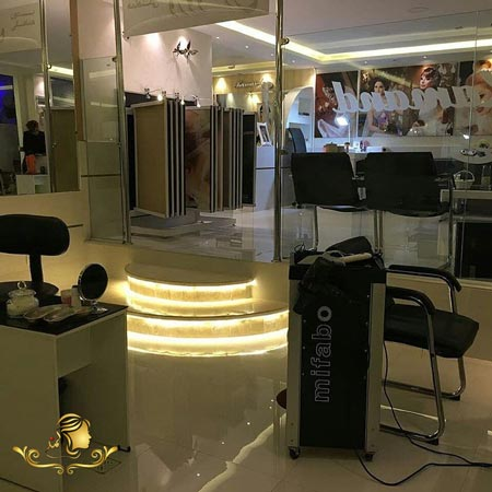 Kamand beauty salon