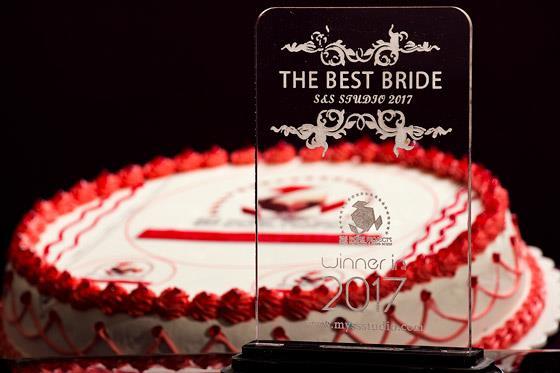 فستیوال بزرگ عروس برتر سال در استودیو S&S